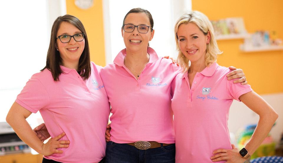 Team Praxis für Logopädie Panketal Christine Massek